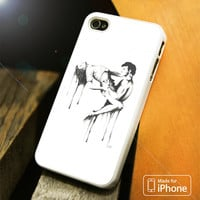 Dirty Dancing Movie Art iPhone 4(S),5(S),5C,SE,6(S),6(S) Plus Case
