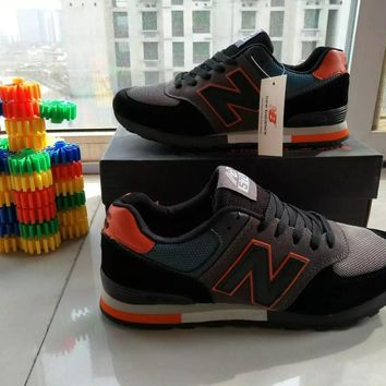 New Balance Fashion Casual All-match Male Female N Words Breathable Couple Sneakers Running Shoes