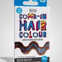 Comb-In Hair Color