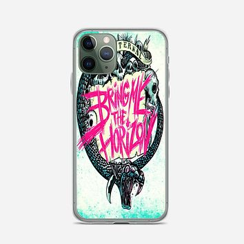 Bring Me The Horizon Zombie Army iPhone 11 Pro Max Case