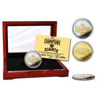 San Francisco Giants 2014 World Series Champions Two-Tone Mint Coin