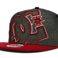 DC Shoes Double up 9FIFTY Snapback Cap