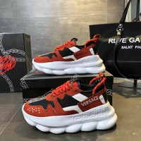 Versace Chain Reaction Sneakers #dsr108 - Best Online Sale