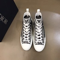 dior fashion men womens casual running sport shoes sneakers slipper sandals high heels shoes 177