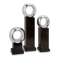 Imax Ellipse Votive Set