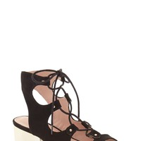 Topshop 'Daily' Ghillie Sandal (Women) | Nordstrom