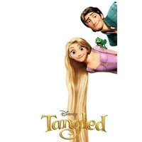 Tangled Leaning Movie Poster