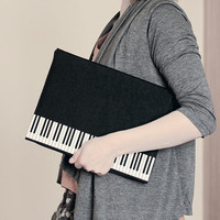 Music Felt Document Folder