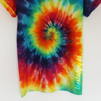 Palm Beach (Pre-order 3 working days) #tiedye #tedyetop #beach #fallfashion #fashion
