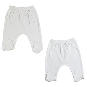 Closed Toe Pants - 2 Pack