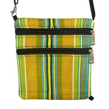 Kindle Paperwhite Bag - African Kente Design