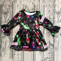 Grinch Stole Christmas Inspired Dress