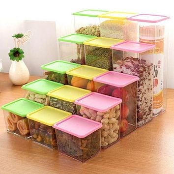 Kitchen Organizer Food Storage Box