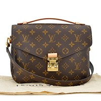 LV Louis Vuitton Trending Women Shopping Bag Leather Handbag Tote Crossbody Satchel Shoulder Bag