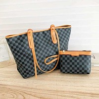 Louis Vuitton LV shopping bag fashion all-match shoulder bag