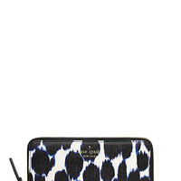Kate Spade Emma Lane Fabric Lacey Deep Indigo Multi ONE