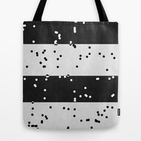 fractions Tote Bag by SpinL