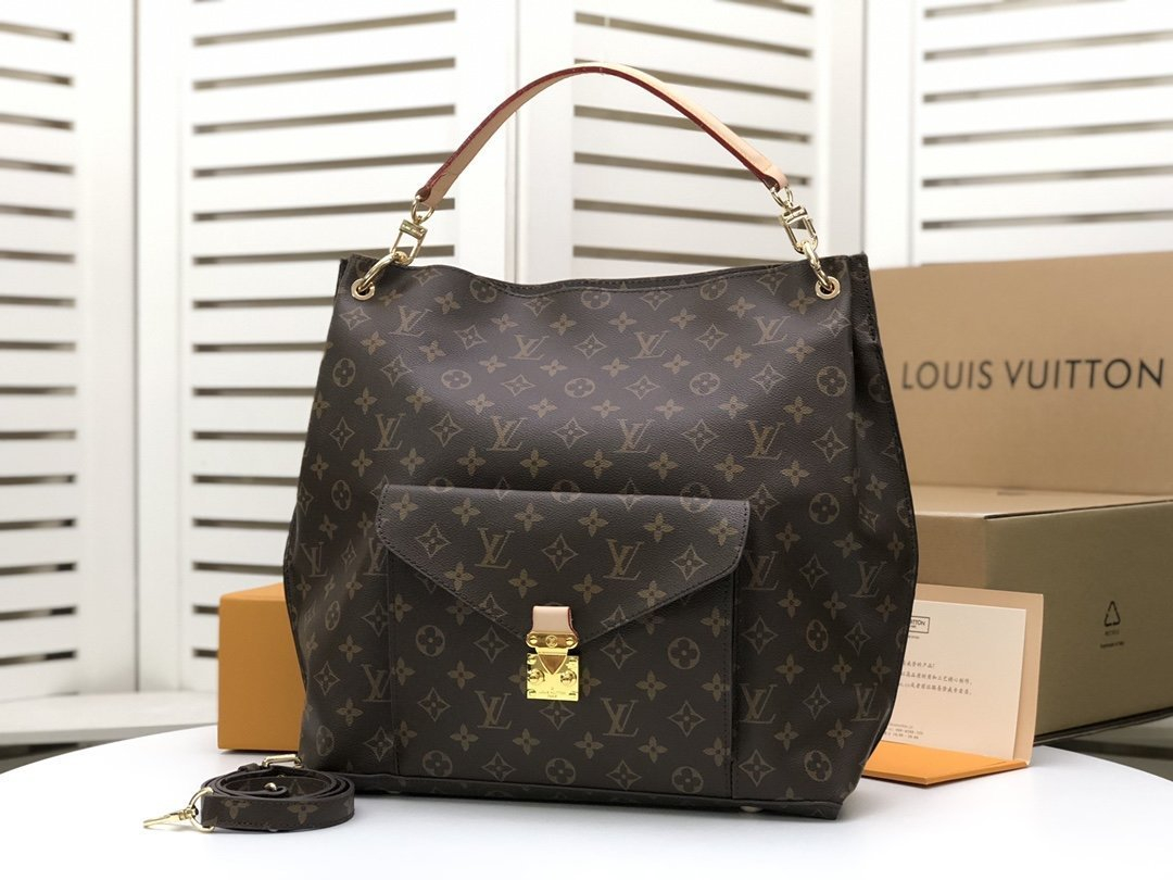 Image of lv louis vuitton womens leather shoulder bag satchel tote bags crossbody 625