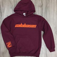 Kanye West Calabasas hoodie - i feel like pablo/saint pablo/yeezus/yeezy/ultra light b
