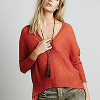 Free People Womens Always Allright Pullover