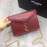 YSL Women Leather Shoulder Bags Satchel Tote Bag Handbag Shopping Leather Tote Crossbody Satchel Shouder Bag