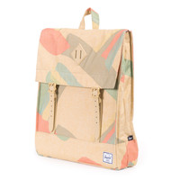 Herschel Supply Co.: Survey Backpack - Natural Portal / Natural Rubber