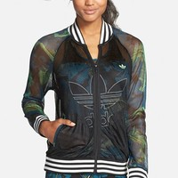 Women's adidas Originals 'Hawaii' Mesh Track Jacket,