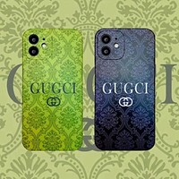 GG G iPhone 7/8/X/11/12 Mobile Phone Case