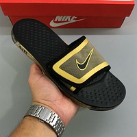 NIKE 2020 summer new anti-slip beach slippers shoes