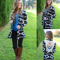 Frozen Fields Cardigan