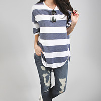 blog about it stripe top