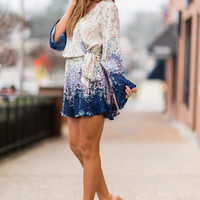 Over The Moon Romper, Almond