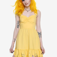 Disney Winnie The Pooh Retro Ruffle Dress