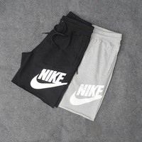 NIKE Print Side Men Sports Running Shorts B/A