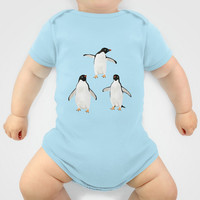 ADELIE FELLOWSHIP Baby Clothes by Je Suis un Lapin | Society6