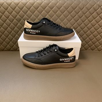 Givenchy2021 Men Fashion Boots fashionable Casual leather Breathable Sneakers Running Shoes09100wk