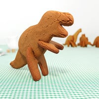 3D Dino Cookie Cutters