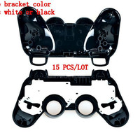 15pcs/lot For PS3 Wireless Controller Shell Case Contain Conductive Adhesive