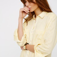Free People Faded In The Morning Buttondown