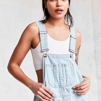 BDG Ryder Boyfriend Overall - Clean Glacier - Urban Outfitters