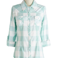 ModCloth Mid-length Simply Scout Top in Maycomb