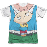 Family Guy/Stewie Carrier Costume