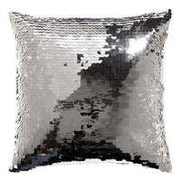 Cushion Cover with Sequins - from H&M