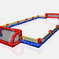 In Stock - Soccer Field by Big Top Inflatables