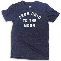 New! Ohio to the Moon Tee