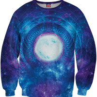 Celestial Galaxy Sirius astrology psychedelic sweatshirt Alterception, 10% off coupon code: 030609