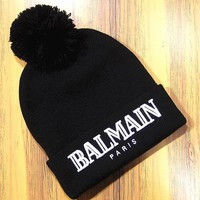 One-nice™ Perfect Balmain Hip Hop Women Men Beanies Winter Knit Hat Cap