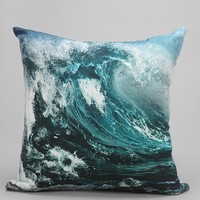 Wave Pillow - Urban Outfitters