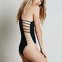 L Space Womens Wild Side One Piece