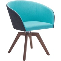 Zuo Modern Wander 100268 Swivel Dining Chair